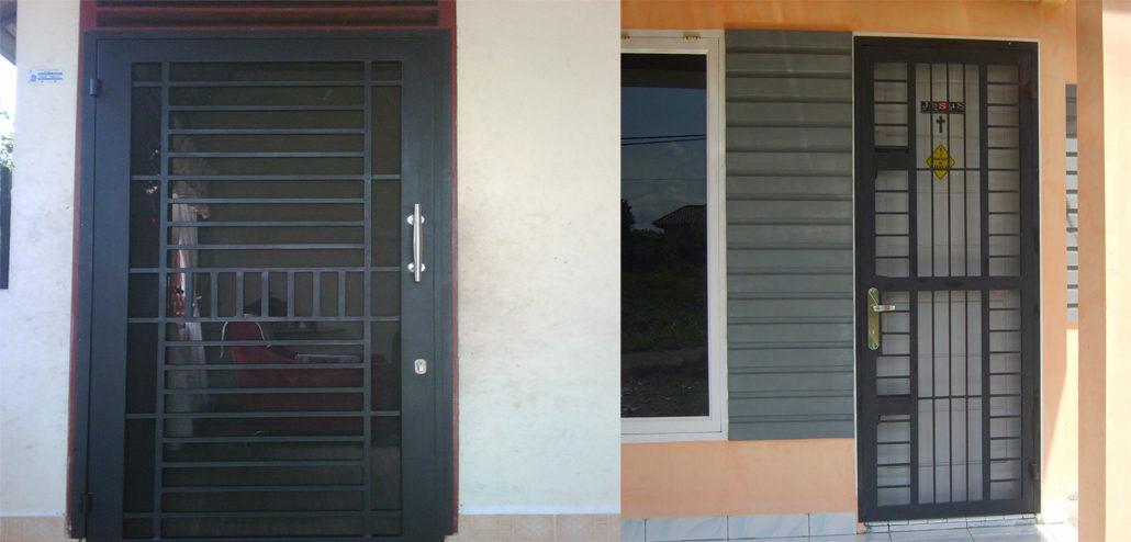Pintu Besi Rumah Minimalis Harga Murah Hubungi 085790642898